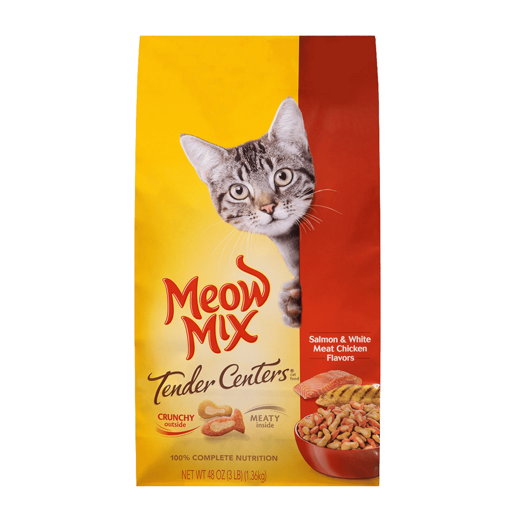 Best Dry Cat Foods Meow Mix